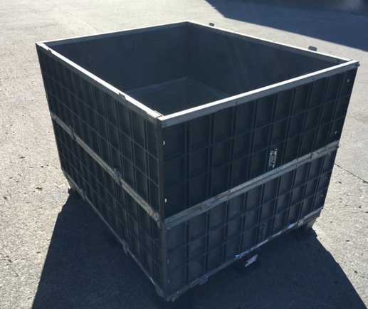 Rigid Pallet box 1